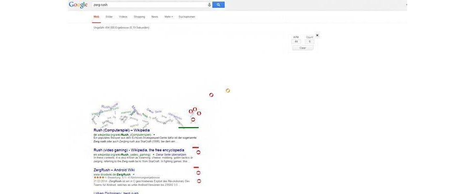 Google Easter Eggs: Mit diesen 11 versteckten Features beeindruckst du deine Kollegen