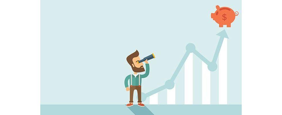 Männlich, orange, animiert: Anzeigengestaltung für eine höhere Conversion Rate