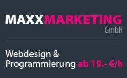 MAXXmarketing GmbH Webdesign & SEO