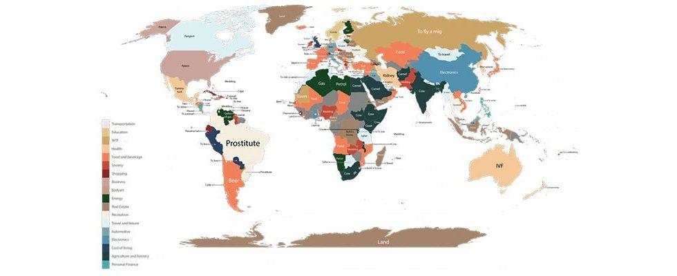 Google Search Queries: Die gefragtesten Produkte weltweit