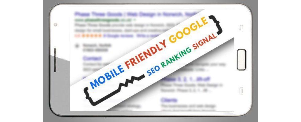 SEO-Tool: Mobile Rankings kostenlos prüfen