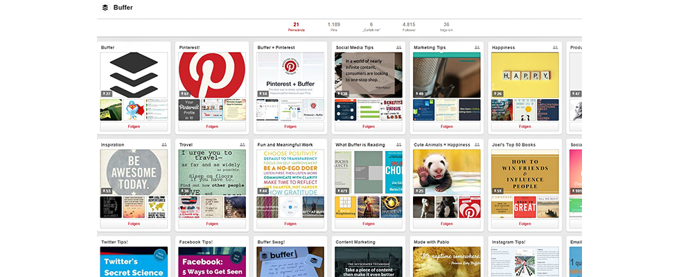 Pinterest: Marketing Tipps für Marken mit kleiner Zielgruppe