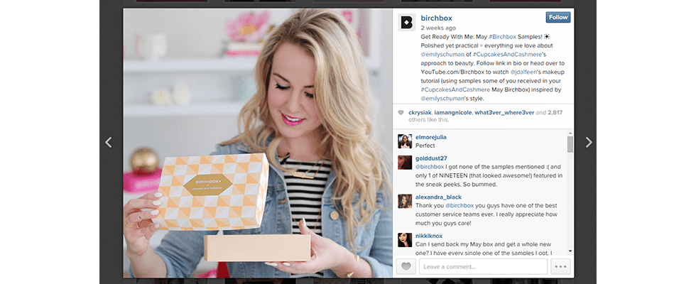 Influencer Marketing: Die besten Kampagnen auf Instagram