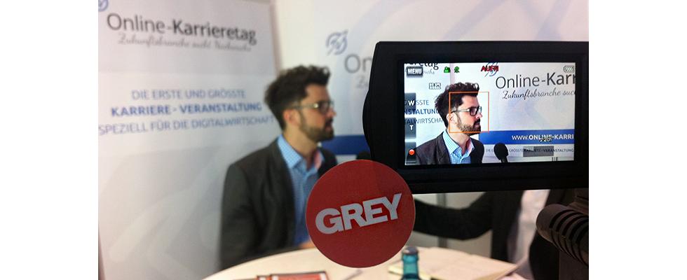"""""""Man sollte definitiv spätestens jetzt ins Online Marketing einsteigen"""" – Mathias Minten, GREY Germany"""