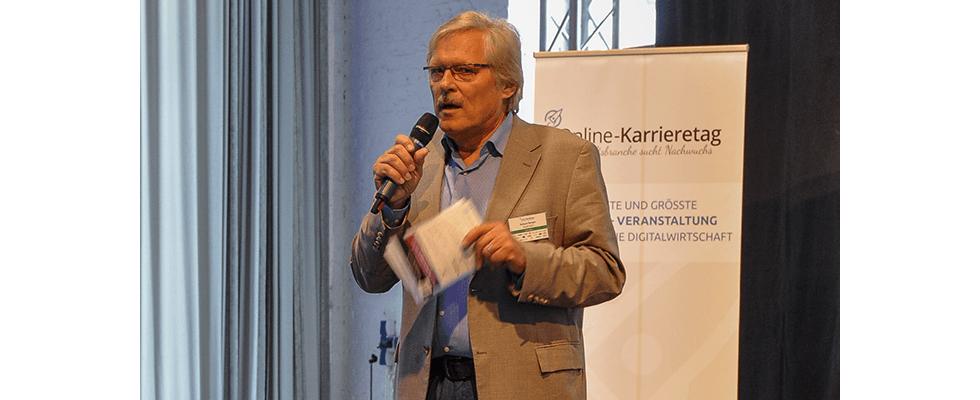 """""""Digitalisierung ist für alle Branchen ein durchgängiges Thema"""" – Roland Berger, Stadt Köln"""