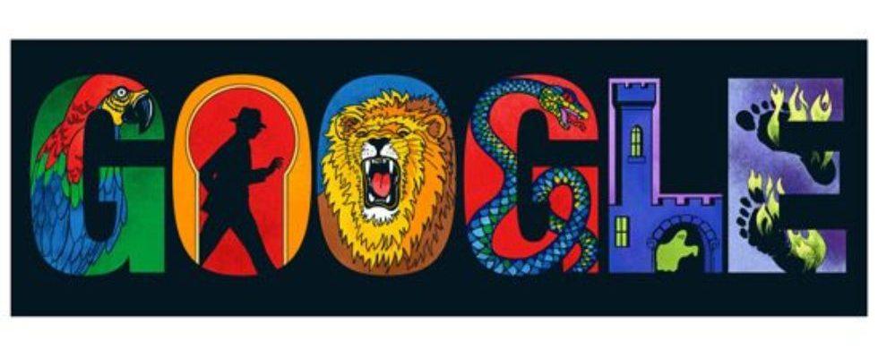 Google Doodle von heute: Aiga Rasch