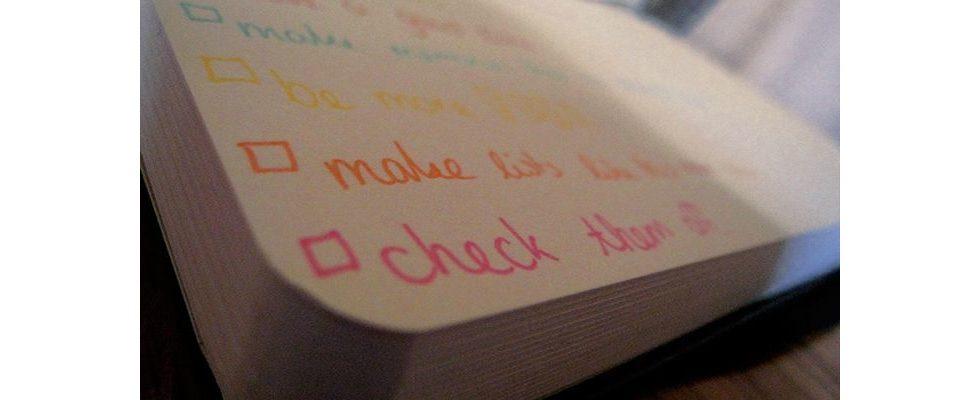 So lässt's sich arbeiten: Checkliste für Social Media Manager