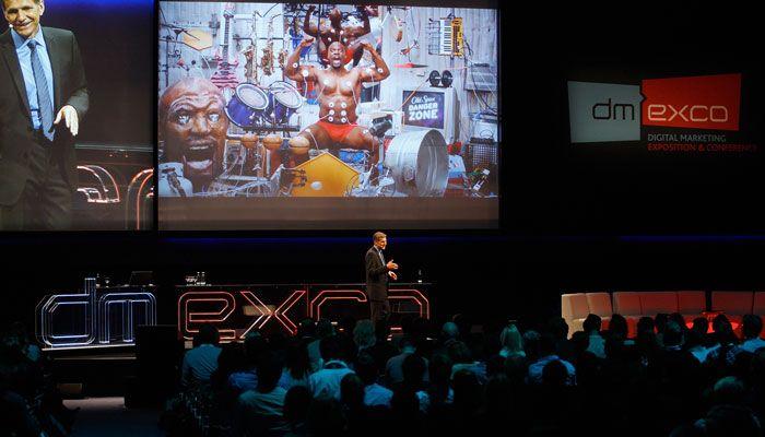"""dmexco 2015 Precap: """"Auf der dmexco ist alles möglich, selbst das Unmögliche"""""""