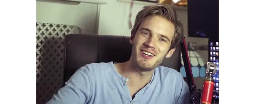 Phänomen PewDiePie – Weltweit erfolgreichster YouTuber macht 7 Millionen Euro Umsatz