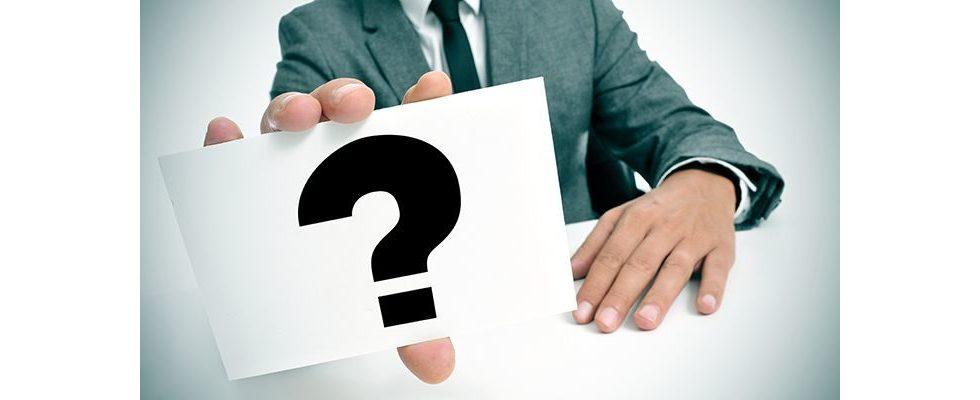 Bewerbungsfragen bei Goldman Sachs: Brauchst du uns mehr als wir dich?