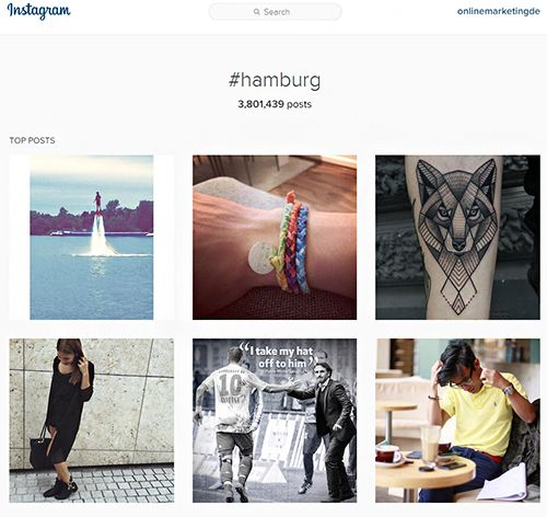"""""""Top Posts"""" - Beliebte Fotos mit hohem User Engagement werden vorangestellt"""