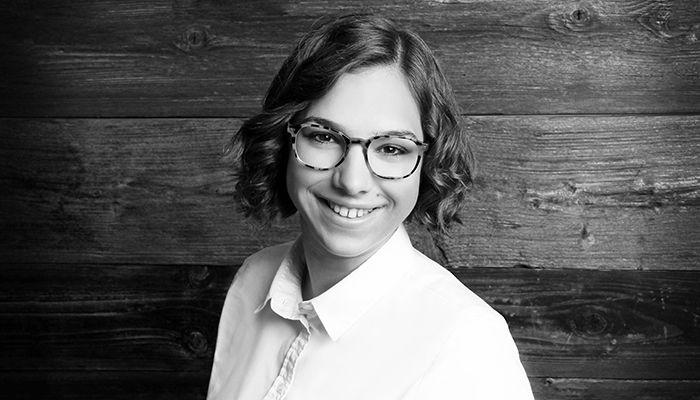 """""""Man sollte für neue Themen und Innovationen völlig offen sein"""" – Isabella Lang, Macromedia Absolventin"""