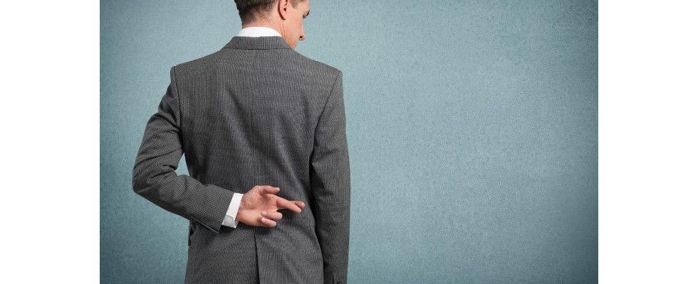 Job-Interview: Mit diesen 7 Notlügen kommst du beim Bewerbungsgespräch davon