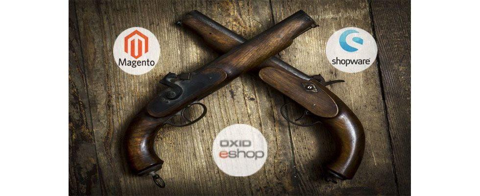 SEO Shopsystem Shootout 2015: Magento vs. shopware vs. OXID