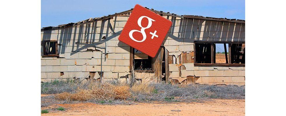 Google+: Wie wahrscheinlich der prognostizierte Tod des sozialen Netzwerkes wirklich ist