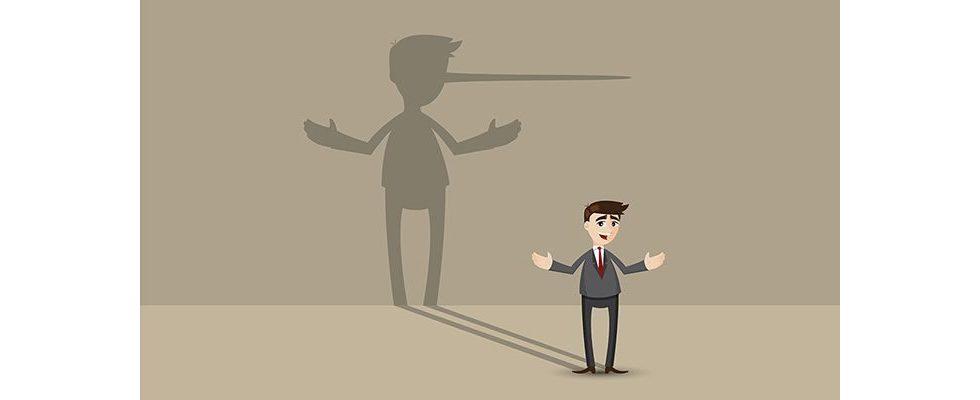 Jobware Umfrage-Report: 43 Prozent der Bewerber flunkern hin und wieder
