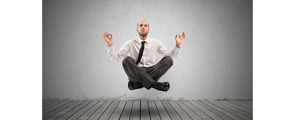 Wenn der Job Bauchschmerzen verursacht, ändere den Blickwinkel