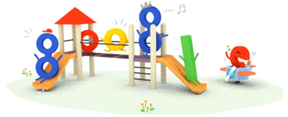 Google Doodle von heute: Weltkindertag