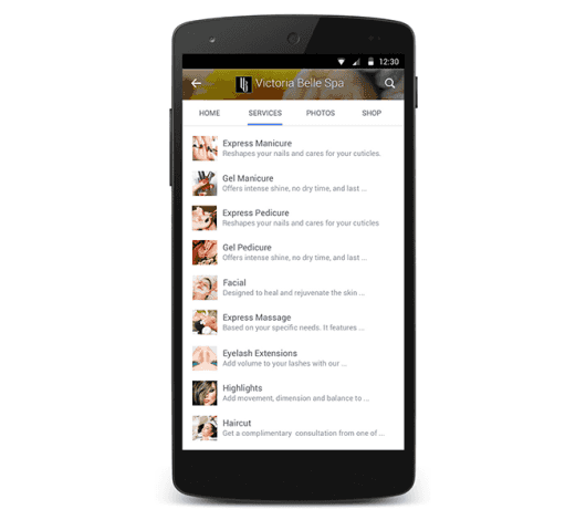Facebook Mobile Update: Neue Services