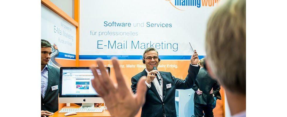 """""""E-Mail Marketing 3.0: Starke Software für digitale Herausforderungen"""" – Jörg Arnold, mailingwork [Sponsored]"""