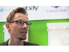 Marcus Tober, Gründer und  CTO  von Searchmetrics, © Tina Bauer / OnlineMarketing.de
