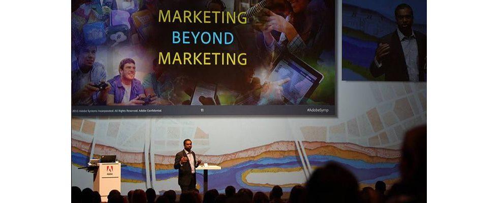 Marketing. Reimagined. – Adobe Digital Marketing Symposium in München