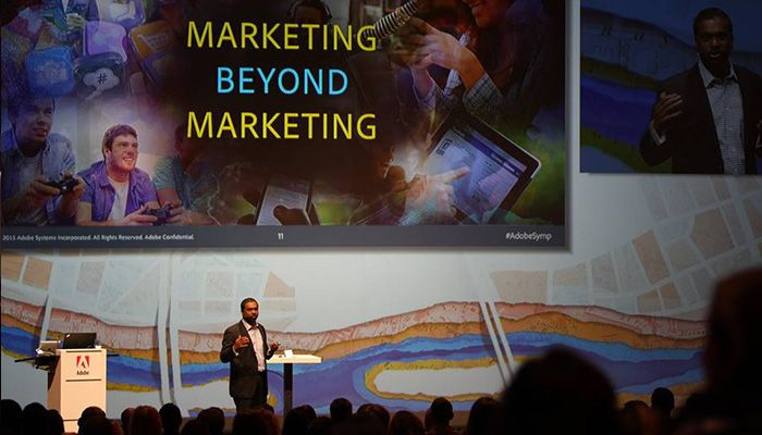 Adobe Digital Marketing Symposium München 2015