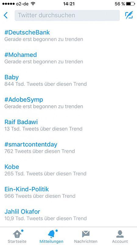 Adobe-Twitter-Trending