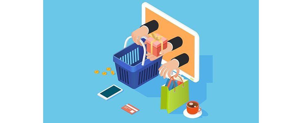 Die DNA deiner Kunden: Infografik über die Gewohnheiten von Onlineshoppern