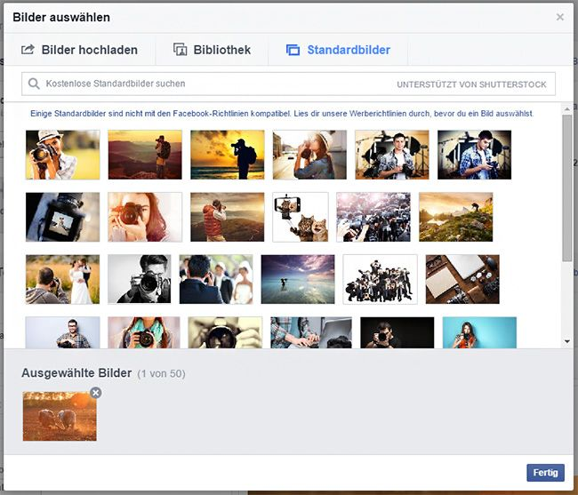 Screenshot © Facebook