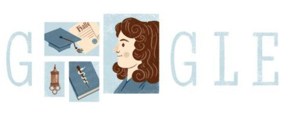 Google Doodle von heute: Dorothea Christiane Erxleben