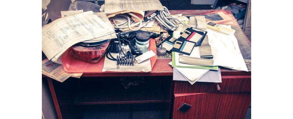 Ordnung vs. Unordnung: Nur das Genie beherrscht das Chaos…oder?