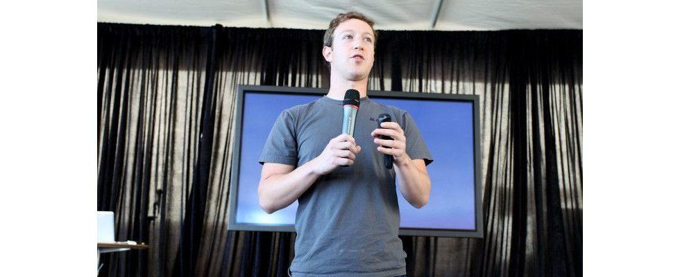 Wetten auf die Zukunft: Diese drei Themen werden Facebook bewegen