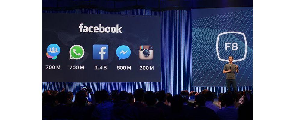 Dominantes Netzwerk: 90 % der jungen Internetuser nutzen einen Facebook-Dienst