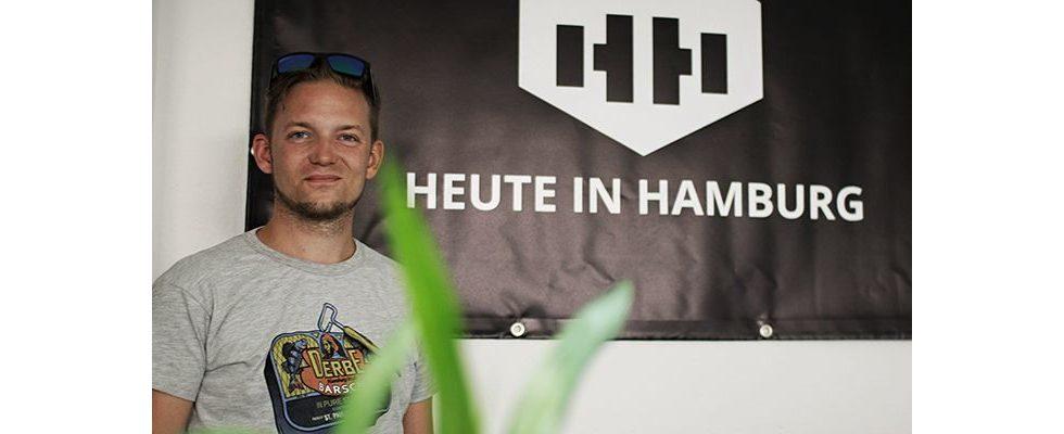 """""""Die besten Bewerbungen sehen nicht aus wie eine Bewerbung"""" – Patrick Henke, HEUTE IN HAMBURG"""