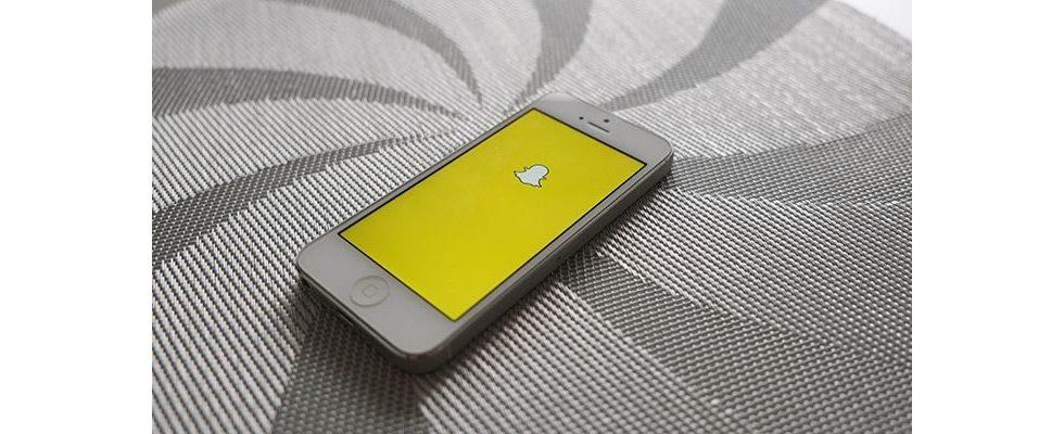 Snapchat büßt 25 Prozent seiner Bewertung ein – war's das mit den Einhörnern?