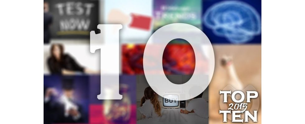 Top Ten 2015: Platz 10 – Werbepsychologie: Das Unterbewusstsein weiß es besser