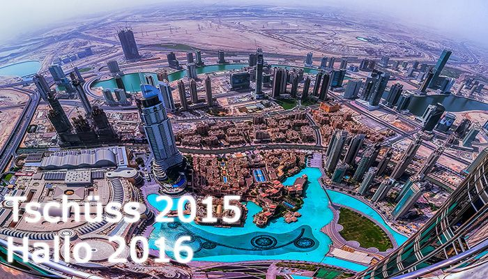 Das war 2015 – So wird 2016
