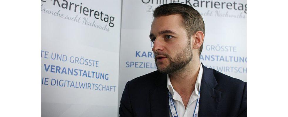 """Man sollte nicht in Problemen, sondern in Lösungen denken"" – Eduard Libelt, eGENTIC"