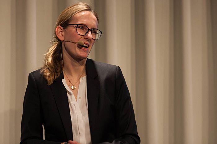Rechtsanwältin Dr. Beatrice Brunn nahm sich der rechtlichen Situation im Influencer Marketing an