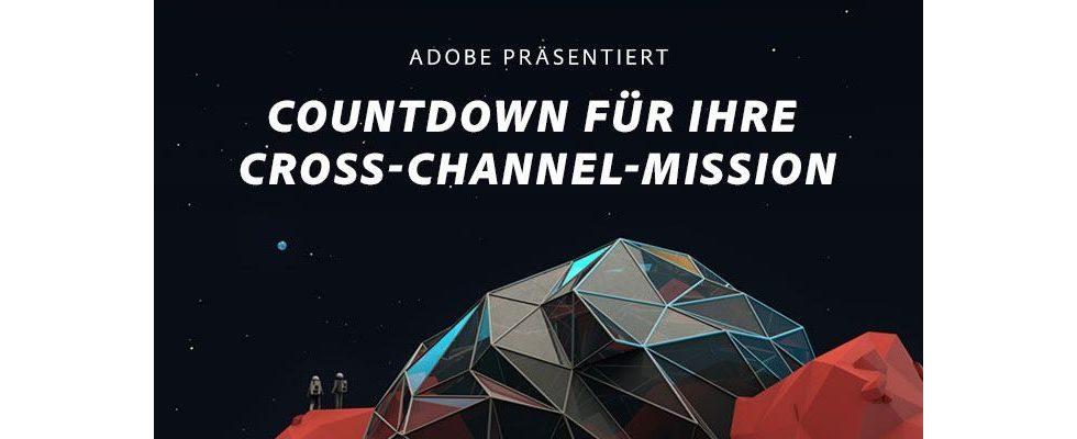 Cross-Channel-Marketing ist keine Weltraum-Mission – ein Countdown für erfolgreiche Kampagnen [Sponsored]