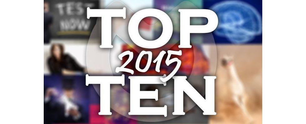 Unsere Top 10 des Jahres: Das sind die meistgelesenen Artikel 2015