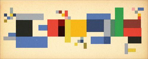 Google Doodle von heute: Sophie Taeuber-Arp