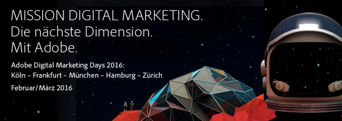 adobe digital marketing days 2016 banner