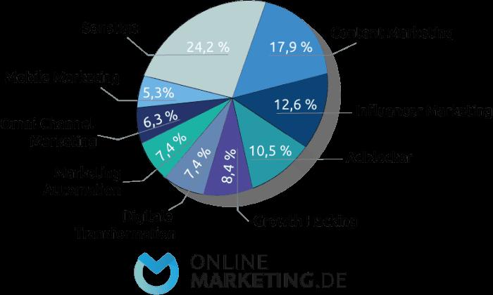 Online Marketing Buzzword 2016