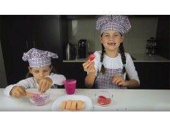 Charli und Ashlee con CharlisCraftyKitchen © Screenshot von YouTube