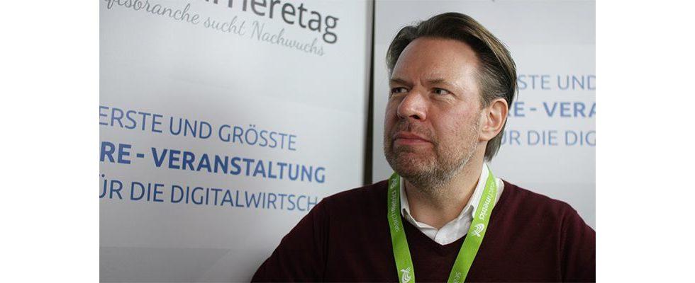 """""""Talent ist die Kombination aus Intelligenz, Elan und Sozialkompetenz"""" – Joakim Barneus, Searchmetrics"""