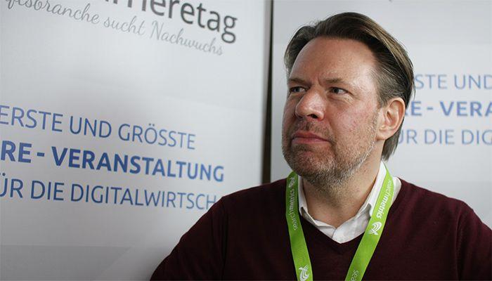 Joakim Barneus, Director HR & Recruitment bei Searchmetrics