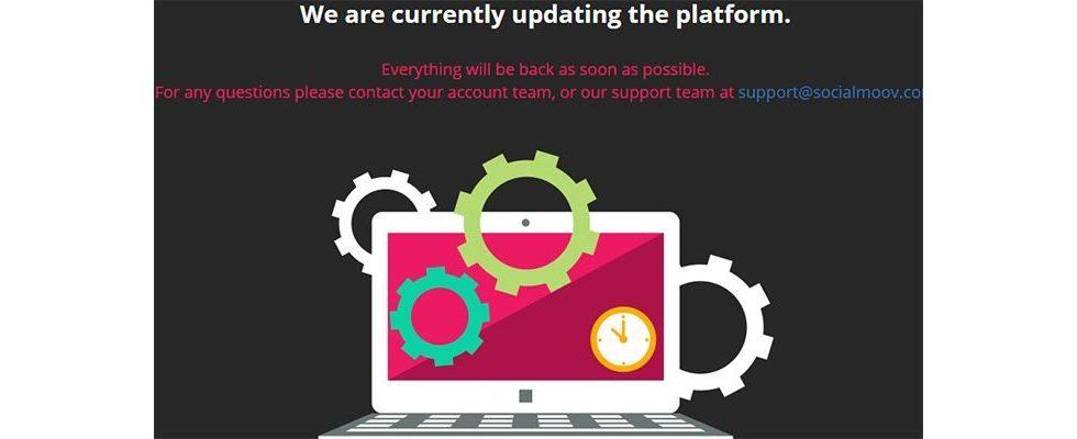 Wartungsarbeiten bei Marin Software: Anzeigenplattform eine Woche down