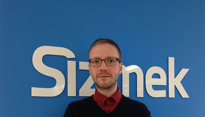 Nathan Greenhalgh, Talent Acquisition Manager bei Sizmek
